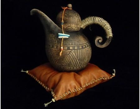 """Купить чайник """"Али Ибн Напитк"""" ручной работы"""