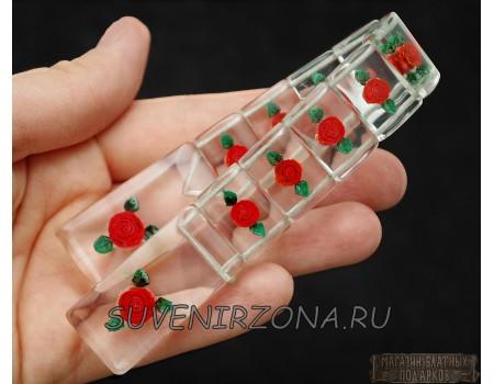 Купить четки перекидные «Розы»