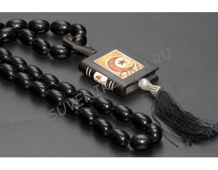 Купить четки мусульманские «Священная книга»