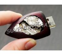 USB 3.0 Флешкарта  16 Гб «Механикум Красный»
