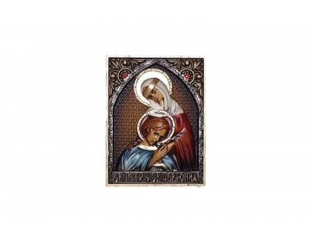 Икона Петр и Февронья
