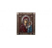 Казанская икона Божией Матери средняя