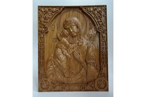 Изысканные иконы и панно ручной работы: предназначение, символика изделий