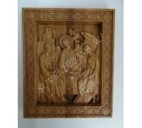 Икона Святая Троица - малая