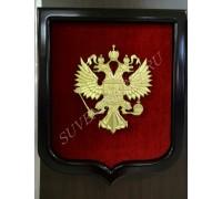Герб РФ из липы