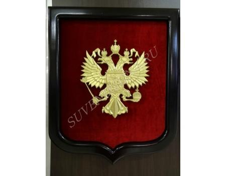 Купить герб РФ из липы