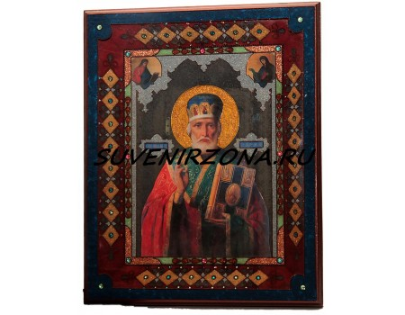Купить икону «Николай Чудотворец»