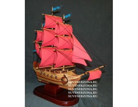 Купить модель сувенирного корабля 55*50
