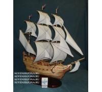 Модель сувенирного корабля №3