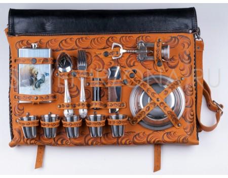 Купить Джентльменский набор «На всякий случай» для пикника