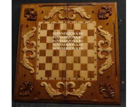 "Купить Нарды-шахматы-шашки ""Вензеля 2"""