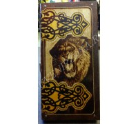 Нарды под книжку «Лев»