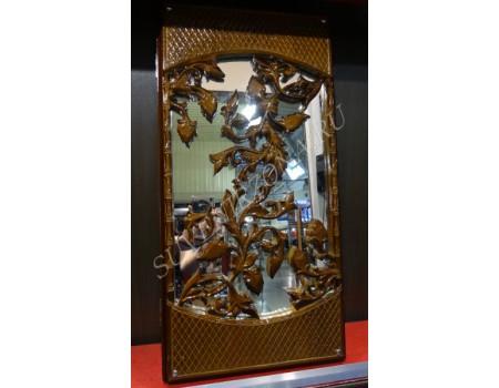 Купить нарды сквозная резка под зеркало «Розарий»