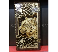 Нарды под книжку «Паспорт леопарда»