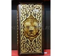 Нарды под книжку «Медведь»