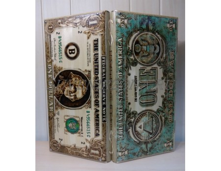 Купить нарды под книжку «Доллар»