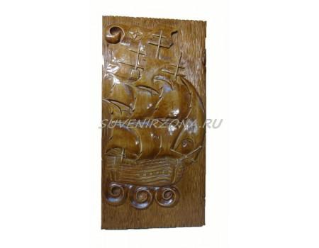 Купить нарды ручной работы «Сокровища»
