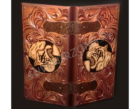 Купить нарды ручной работы «Бенгальский Тигр»