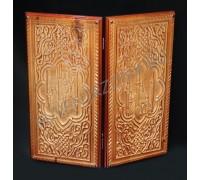 Нарды ручной работы «Мечеть Кул-Шариф»