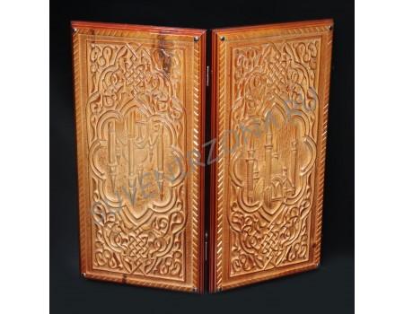 Купить нарды ручной работы «Мечеть Кул-Шариф»