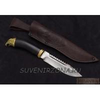 Нож «Куница» из стали ХВ5