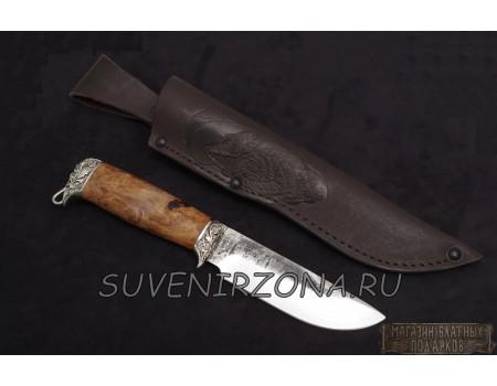 Купить нож «Морж» из стали Х12МФ