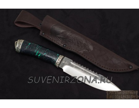 Купить нож из стали 95х18 «Окунь 2». Ворсма.