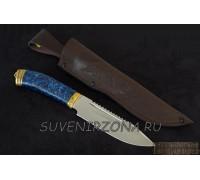 Нож из стали D2 «Окунь 2»