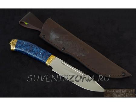 Купить нож из стали D2 «Окунь 2». Ворсма.