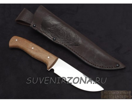 Купить кованый нож «Морж» из стали 65х13