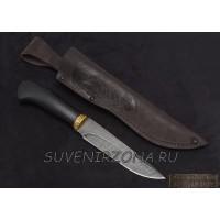 Нож из дамасской стали «Куница»