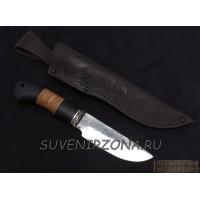 Кованый нож «Морж»