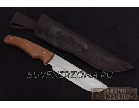 Купить нож «Медведь» из стали 65х13