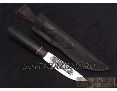 Купить якутский нож из стали D2