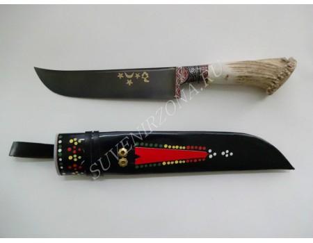 Купить нож костяной средний