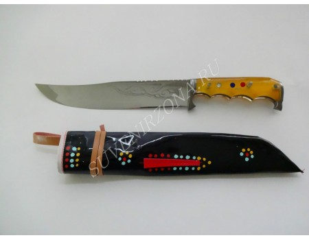 """Купить нож кухонный """"Солнце"""""""