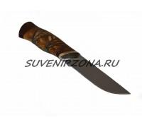 Нож ручной работы «Надежный»