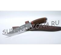 Нож с художественной гравировкой «Русский лес»