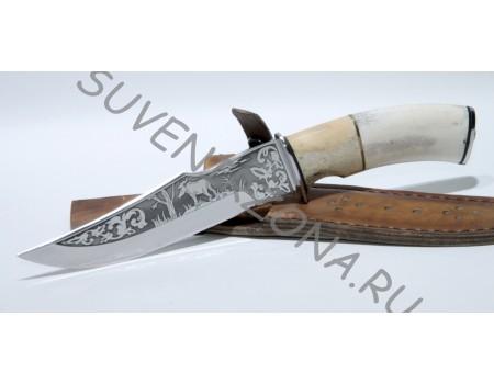 Купить нож «Охота волков»