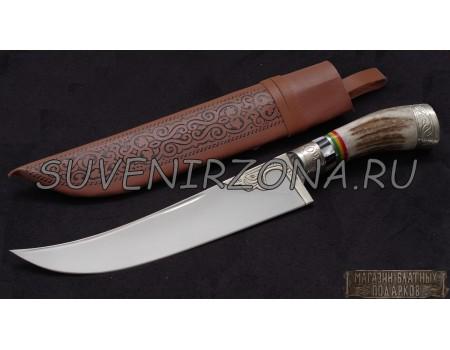 Купить узбекский нож «Шарк»