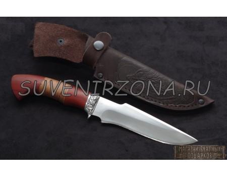 Купить нож из стали Х12МФ «Волк»