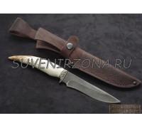 Нож из стали ХВ5 «Куница 2»