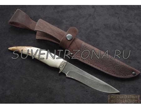 Купить нож из стали ХВ5 «Куница 2»