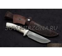 Нож из булатной стали «Морж»