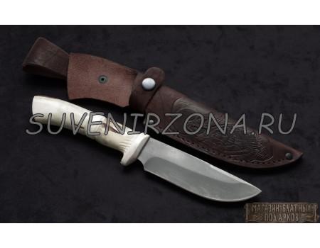 Купить нож из булата «Морж»