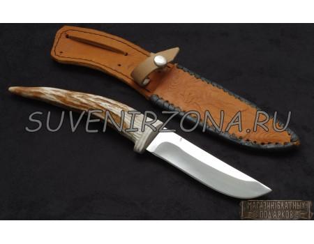 Купить нож из стали Д2 «Носорог»