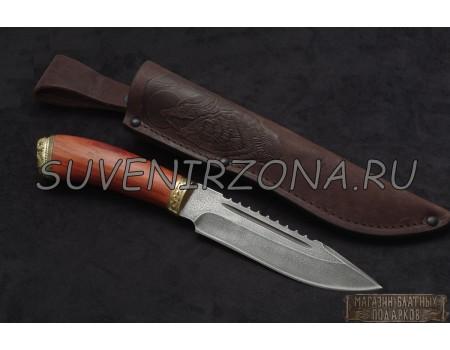 Купить нож из стали ХВ5 «Окунь 3». Ворсма.