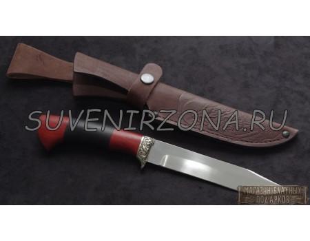 Купить нож из стали Х12МФ «Щука»
