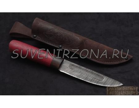 Купить нож из дамасской стали «Якут»