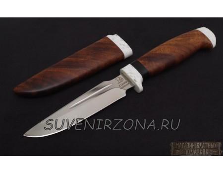 Купить подарочный нож из стали Х12МФ «Турист»